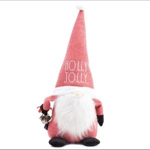 NWT Rae Dunn weighted 25' Christmas gnome